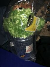 Oscar The Grouch Gund Plush