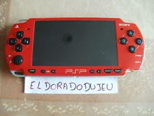 ELDORADODUJEU > CONSOLE PSP ROUGE SANS CHARGEUR