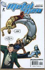 Metal Men 2007 series # 2 near mint comic book