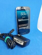 Samsung Galaxy S4 SM-S975L TRACFONE Smartphone Blue Nice Condition! W/ Chrger!
