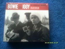BOWIE vs IGGY THE BROADCAST ARCHIVES 3CD BOX SET SEALED/NEW
