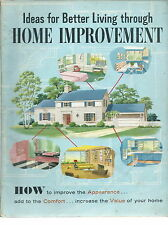 NL-022 - 1958 Ideas for Better Living Home Improv Interior Decorating Ideas Ilus