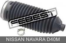 Steering Gear Boot For Nissan Navara D40M (2005-)