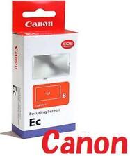 Canon Ec-B Focusing Screen Matte w/ Microprism & Horizontal Split Image New JP
