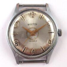 Soviet VOSTOK windup watch Casual Classic *US SELLER* #1290