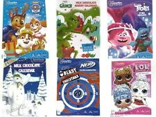 New  2020 Advent calendar for kids 24 Chocolate surprises Christmas Gift.