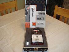 NOS Ford Rotunda Pioneer Photo-Tach Model 36 Analog Tachometer, Dual Range