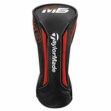 TaylorMade Golf 2019 M6 Fairway Wood Head Cover - Black/Red/White