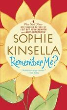 Remember Me? by Sophie Kinsella (2009, Paperback)