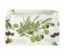 Stow Green Olives Scatter Tray  Nibbles Treats Plant 22cm x 16cm