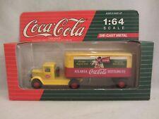 Coca-Cola Tractor Trailer , Atlanta Bottling Co.  NIB  1:64 Scale  (917)