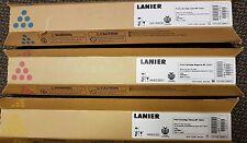 Lanier Colour Print Cartridges MP C2551