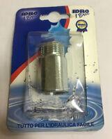 Idro Bric prolunga ridotta in acciaio zincato 1/2 x 30 N0157 nuovo imballato new