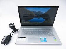 "HP Envy 17m-bw0013dx Win 10 Core i7-8550U 1.8Ghz 12GB Ram 1TB HDD 17.3"""