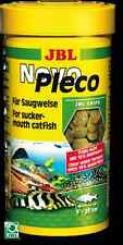 JBL NovoPleco  CHIPS - Algae Wafers for Plecos - 100ml