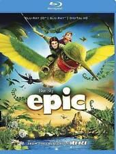 Epic (3D Blu-ray/Blu-ray, 2013, Digital HD, Canadian)