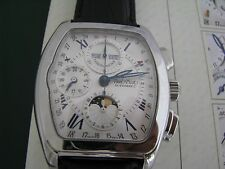 Paul Picot 0533-SG Majestic Chrono Moon Phase Calendar New. Automatic watch