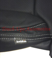 2014-2017 GMC Sierra DOUBLE Cab SLE Katzkin Black Leather Seats