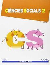 (VAL).(15).CIENCIES SOCIALS 2N.PRIMARIA. ENVÍO URGENTE (ESPAÑA)