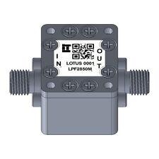 Low Pass Filter (LTCC Construction) Pass Band DC-2850MHz