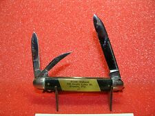 N.C. CO. NOVELTY CO CANTON OHIO--1910-30 PICTURE WHITTLER KNIFE--ADVERTISING