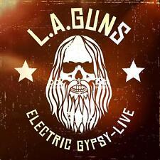 L.A. GUNS - ELECTRIC GIPSY - NEW CD / DVD