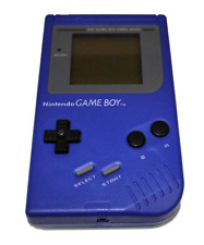 Nintendo Gameboy DMG Brick Classic Console Recased Reshelled Solid Colors