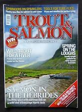 Trout And Salmon, Mar 2014, Anticipating the start of the Trout Fisherman's Year