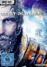 Lost Planet 3 PC Steam Key Download Code - SOFORTIGE Lieferung PER MAIL