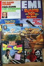 Sammlung von 15 LPs, instrumental, bekannte Orchester (4.Auktion)