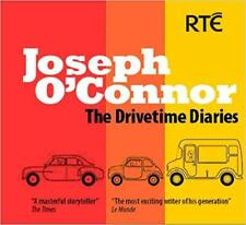 RTÉ's Joseph O'Connor - The Drivetime Diaries - New CD