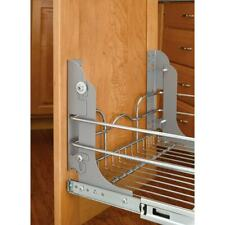 Rev A Shelf Pull Out Trash Can MOUNTING KIT Cabinet Door Waste Garbage Kitchen