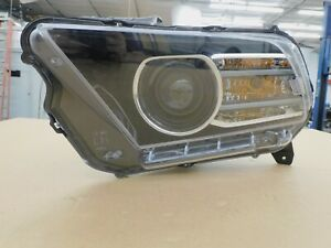 2013-2014 Ford Mustang Shelby GT500 LH Driver Headlight HID