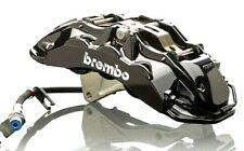 NEW FG falcon 2 x black  6 pot brembo brake calipers FPV GT GTE GT-P F6 FGX XR8