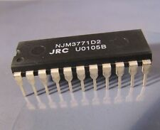 Njm3771d2-Dual Stepper Motor Driver, accensione controller, dip22 JRC-njr