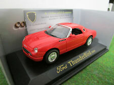 FORD THUNDERBIRD cabriolet d 2000 rouge au 1/43 YATMING 94243A voiture miniature