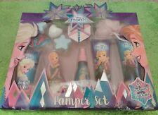 Disney Frozen Girl's Bathtime Pamper Gift Set Contains 17 Items!