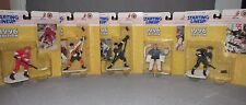 NEW LOT OF 5 STARTING LINE UP HOCKEY FIGURES 1996 EDITION*