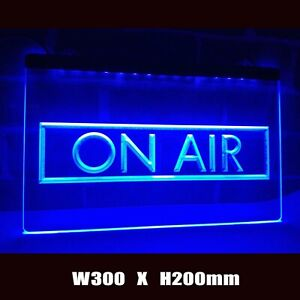 NEW Design On Air Recording Studio LED Neon Light Sign home decor crafts Gift