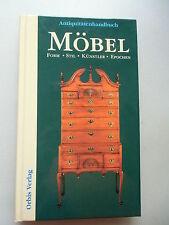 Möbel Form Stil Künstler Epochen Antiquitätenbuch 1994 Antiquitäten