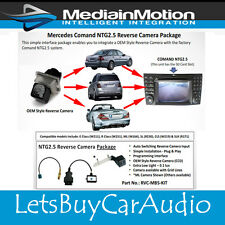 REARVIEW / REVERSE CAMERA + INPUT INTERFACE AND ACTIVATOR FOR COMAND NTG2.5