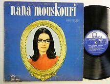 NANA MOUSKOURI s/t orig Canada LP 1967 FRENCH Vocals CHANSON