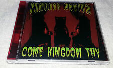 "Funeral Nation ""Come Kingdom Thy"" Venom Slayer Master Possessed Black Metal 666"