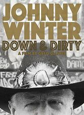 JOHNNY WINTER New Sealed 2018 COMPLETE HISTORY & BIOGRAPHY DVD