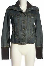 MEXX Jeansjacke blau Damen Gr. DE 36 Jacke Jacket Baumwolle Denim Jacket