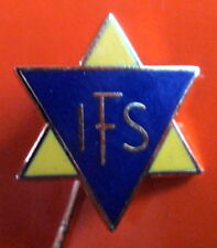 DENMARK, BADGES OF FOOTBALL CLUBS - IKAST FS 1935 PIN 1
