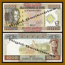 Guinea 1000 Francs, 2010 P-43 Unc