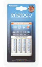 Charger Panasonic ENELOOP BQ-CC55 +4x AA 1900mAh