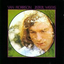 VAN MORRISON ASTRAL WEEKS NEW SEALED 180G CLEAR VINYL LP IN STOCK