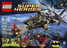 NEW LEGO DC SUPER HEROES 76011 BATMAN: MAN-BAT ATTACK **RETIRED SET** NIGHT WING